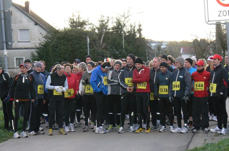 Glühweinlauf 2010