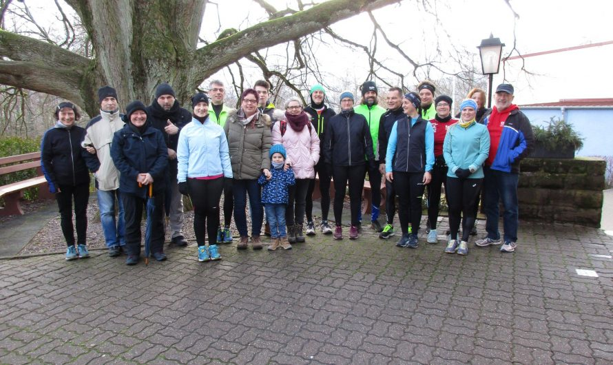 Trainingslager 2020 in Annweiler