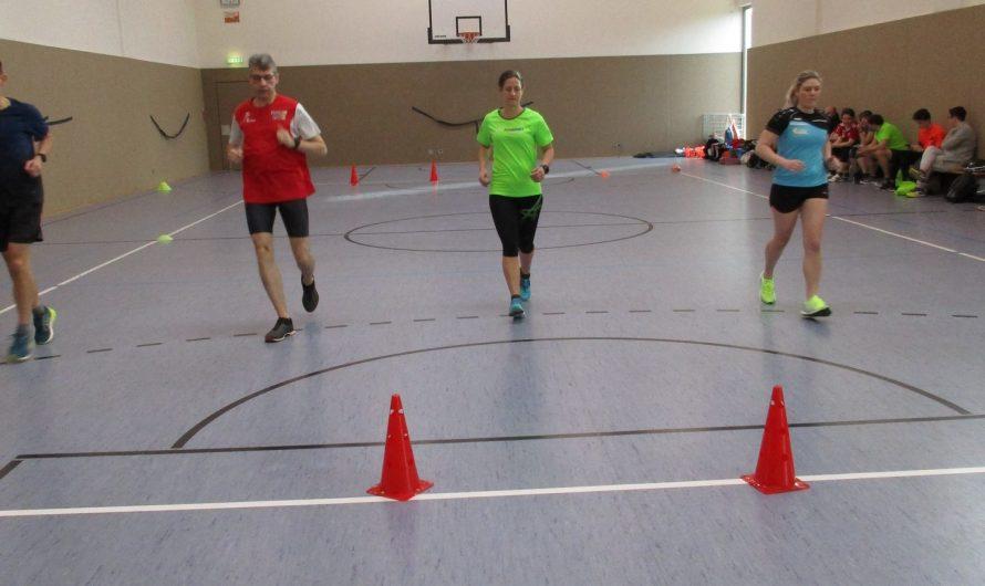 Aktuelle Trainingszeiten