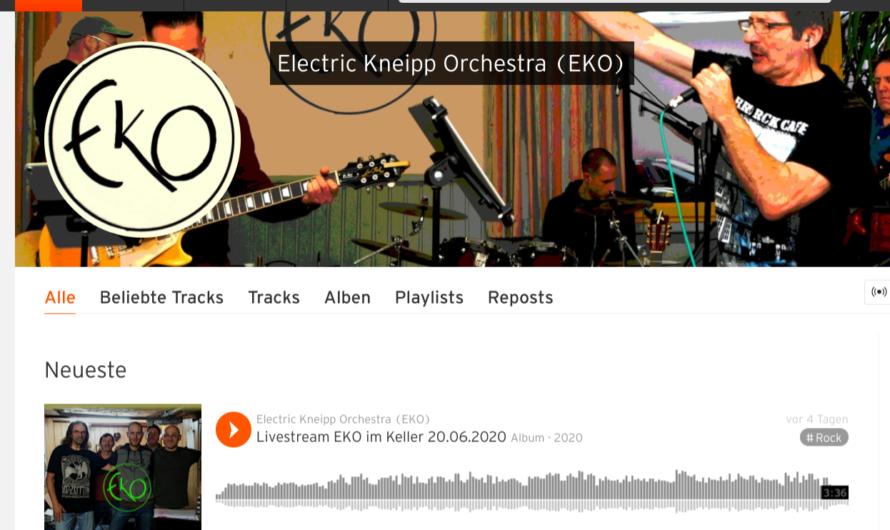 Musik von EKO auf Soundcloud